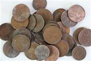 Sale 8977 - Lot 53 - A Collection of Various Mostly Australian Pennies and Half Pennies