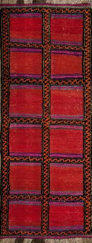 Sale 8370C - Lot 29 - Persian Somak 190cm x 70cm