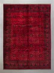 Sale 8499C - Lot 97 - Afghan Khal Mohamadi 350cm x 250cm