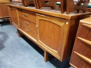 Sale 8705 - Lot 1071 - Stonehill Teak Sideboard
