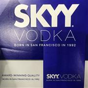 Sale 8801W - Lot 10 - 6x Skyy Vodka, 700ml