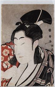Sale 8994H - Lot 31 - Japanese school - woodblock