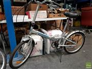 Sale 8478 - Lot 2085 - Cyclops Collapsible Push Bike