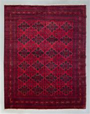 Sale 8499C - Lot 99 - Afghan Khal Mohamadi 380cm x 306cm