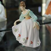Sale 8336 - Lot 27 - Royal Albert Figure Jennifer