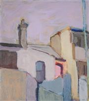 Sale 8510 - Lot 599 - Gabrielle Collins - Pyrmont II, 2003 25.5 x 24cm