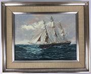 Sale 8607R - Lot 53 - J.G. McCredie - Oil On Board (22 x 29cm)