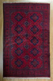 Sale 8672C - Lot 70 - Afghan Khal Mohamadi 198cm x 125cm