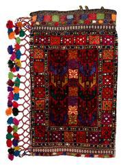Sale 8370C - Lot 31 - Persian Pillow 95cm x 75cm