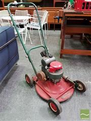 Sale 8493 - Lot 1033 - Early H. A. Palmer Petrol Lawnmower