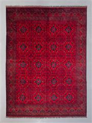 Sale 8499C - Lot 100 - Afghan Khal Mohamadi 345cm x 248cm