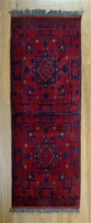 Sale 8672C - Lot 71 - Afghan Khal Mohamadi 155cm x 50cm
