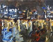 Sale 8704 - Lot 553 - Chen Ping (1962 - ) - Beautiful City 2, 2009 120 x 150cm