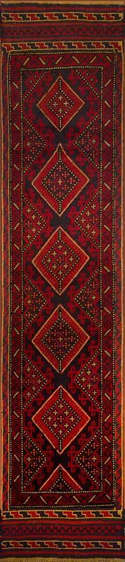 Sale 8370C - Lot 32 - Persian Bluchi 260cm x 65cm