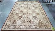 Sale 8398 - Lot 1018 - Brown Tone Floor Rug