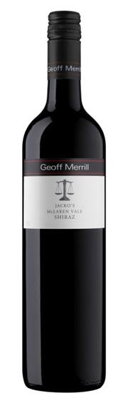 Sale 8520W - Lot 116 - 12x 2012 Geoff Merrill 'Jacko's' Shiraz, McLaren Vale The colour is a deep blood red with purple hues and great depth. The aroma s..