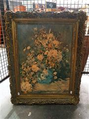 Sale 8671 - Lot 2092 - Renoir Decorative Print, 69.5 x 55.5cm.
