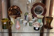 Sale 8327 - Lot 80 - John Campbell Mug with Other Ceramics Incl Daisy Ware