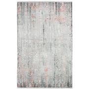 Sale 8912C - Lot 60 - Turkish Woven Mystique Collection 03 Carpet,, Silver/Blush, 200x300cm, Viscose/Acrylic