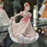Sale 8336 - Lot 30 - Royal Albert Figure Jessica
