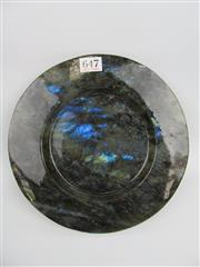 Sale 8431A - Lot 647 - Labradorite Plate, Madagascar
