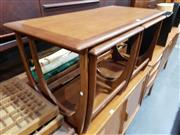 Sale 8705 - Lot 1070 - G Plan Teak Nest of Tables
