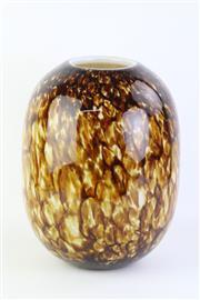 Sale 8802 - Lot 279 - Large Art Glass Vase (H 35cm)