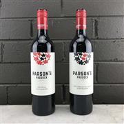 Sale 8911X - Lot 88 - 2x 2018 Parsons Paddock, South Australia - 1x Shiraz, 1x Cabernet Sauvignon