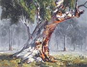 Sale 9038 - Lot 569 - Ken Knight (1956 - ) - The Bent Tree 34 x 44 cm (frame: 52 x 52 x 4 cm)