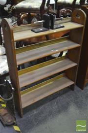 Sale 8284 - Lot 1041 - Open Bookcase