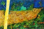 Sale 8892 - Lot 568 - Maximillian Fuerring (1896 - 1985) - Untitled (Abstract Landscape) 61 x 91 cm