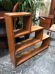 Sale 8822 - Lot 1834 - Stepside Bookcase