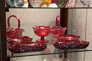 Sale 8327 - Lot 40 - Carnival Glass Wares