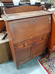 Sale 8697 - Lot 1086 - Drop Front Bureau