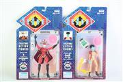 Sale 8827T - Lot 611 - Boxed Pair OF Reboot Figures