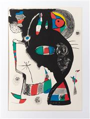 Sale 8994H - Lot 48 - Joan Miro - 42 Rue Blomet, 1977