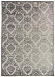 Sale 8651C - Lot 90 - Colorscope Collection; Flatweave Polypropylene - Grey/Floral Rug, Origin: China, Size: 160 x 230cm, RRP: $599