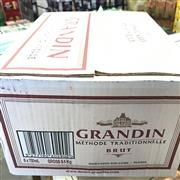 Sale 8801W - Lot 15 - 6x Grandin Brut, France