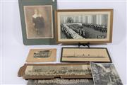 Sale 9007 - Lot 64 - A Collection Of Early Photographs And Photographic Prints Incl The Detroits Presidents Dinner