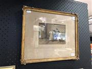 Sale 8836 - Lot 2055 - G.G Kilburn - Royalist, watercolour, frame size - 33 x 40cm, signed lower right