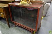 Sale 8507 - Lot 1037 - Retro Display Case