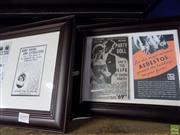 Sale 8578T - Lot 2097 - Radium, Arsnek, Asbestos, Doll Advertisement (2 )
