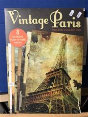 Sale 8797 - Lot 2088 - Collection of Vintage Paris Posters