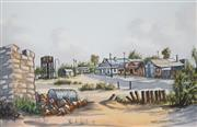 Sale 8509 - Lot 2082 - John Lindsay Gregory - Cockburn 31.5 x 50cm