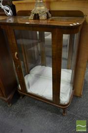 Sale 8507 - Lot 1044 - Art Deco Display case
