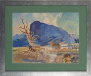 Sale 8895 - Lot 2085 - Ian Webb (1943 - ) - It Needs A Tree 42 x 56.5, 63 x 78cm (frame)