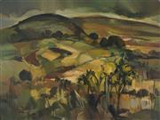 Sale 8901A - Lot 5080 - Peter Abraham (1926 - 2010) - Landscape 72.5 x 97.5 cm