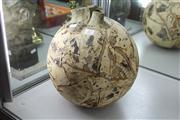 Sale 8327 - Lot 37 - Australian Pottery Round Earthen Ware Vase