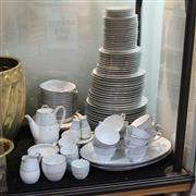Sale 8351 - Lot 76 - Noritake Laureate Dinner Wares