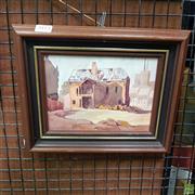 Sale 8640 - Lot 2039 - Justin Parker - House Renovations 23 x 28cm
